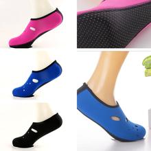 Zapatos de playa de secado rápido antideslizante calcetines de buceo piscina surf calcetín de snorkel aletas de natación adultos aletas zapatos de agua