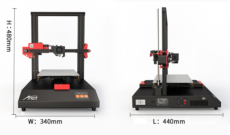Anet ET4 3D Printer (20)