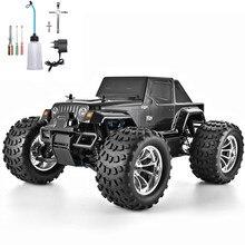 Hsp rc caminhão 1:10 escala nitro gás potência hobby carro dois velocidade fora da estrada monster truck 94108 4wd alta velocidade hobby carro de controle remoto