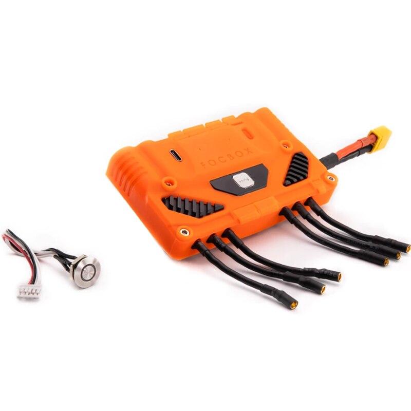 Powerful Motor Controller FOCBOX Unity DIY For Electric Skateboard Start Torque On Sensorless Motors FOR INSANE ESK8 PERFORMANCE