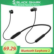 الأصلي الأسود القرش بلوتوث 5.0 سماعة 2 E الرياضة اللاسلكية سماعة مع مرحبا فاي الصوت الألعاب سماعة ل شاومي Mi 10 9