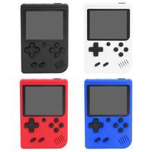 Console de jogos de vídeo portátil 8 bits retro mini bolso handheld jogador de jogo embutido 400 jogos clássicos crianças criança jogador nostálgico