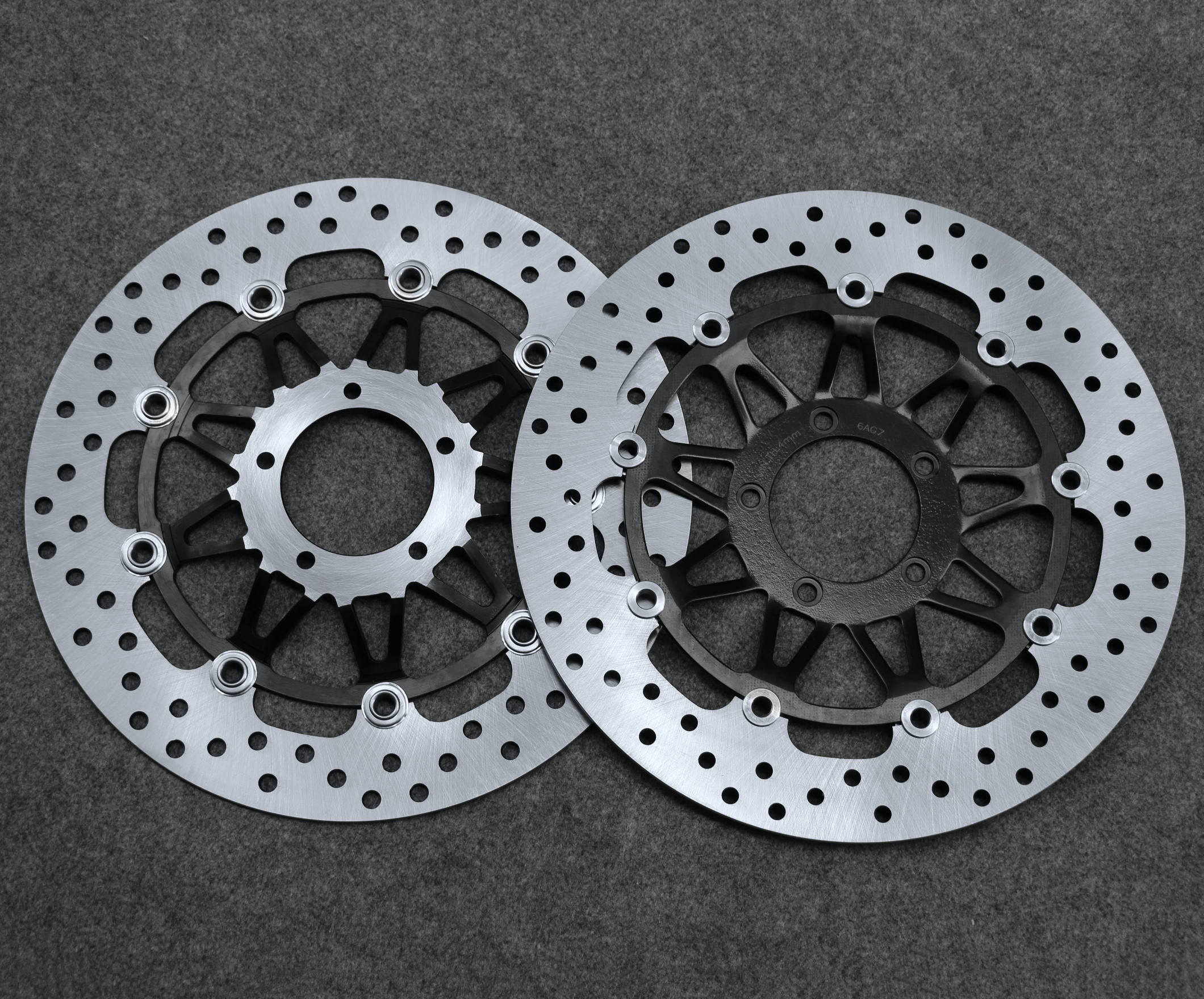 Black CNC Billet Frame Plugs Kit For Ducati 998 S R 2002-2004 02 03 04