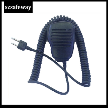 Two Way Radio Speaker Mic PPT For ICOM IC-V80 IC-V85 IC-F3 F4 IC-F10 IC-F20 IC-V82 IC-W32A - discount item  9% OFF Walkie Talkie Parts & Accessories
