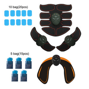 Image 1 - EMS trainer Muscle massage electric massager Abs stimulator for Hip Abdomen Arm abdominal full trainer