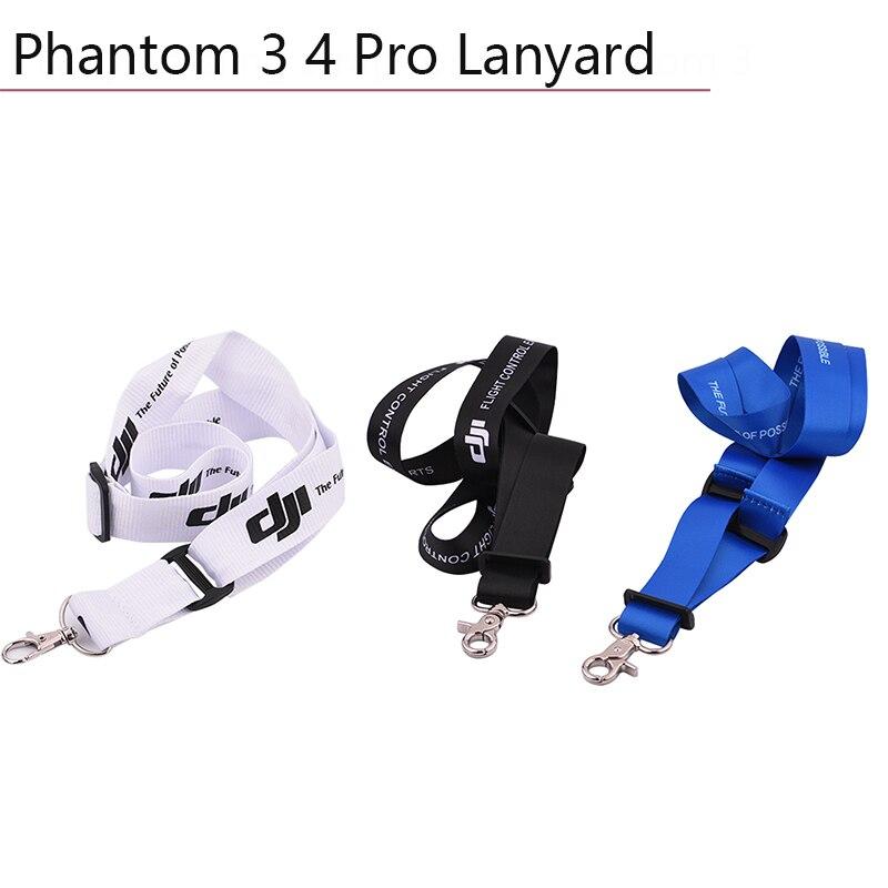 Shoulder Belt Transmitter Lanyard Sling Neck Strap Holder For DJI Phantom 3 4 Mavic 2 Pro Zoom Pro Drone Remote Controller Belt