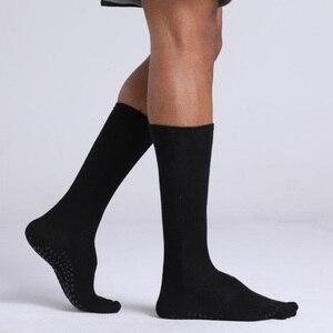 Image 2 - VERIDICAL גדול גודל כותנה חמישה גרבי אצבע גבר 3 זוגות\חבילה מוצק החלקה ספורט עסקי מסיבת שמלת צוות הבוהן גרביים