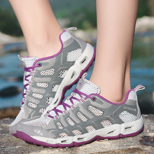 Sneakers Trekking-Shoes Hiking Women Mountain-Hike Outdoor Summer Camping Tourism Wandelschoenen