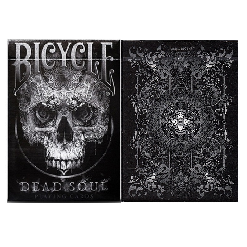 bicycle-dead-soul-playing-cards-black-deck-halloween-theme-font-b-poker-b-font-uspcc-magic-card-games-magic-tricks-props-for-magician