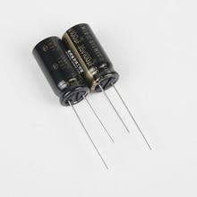 10PCS ELNA Thailand RFS SILMIC II 35V 100uF 10X20MM NEUE audio elektrolytkondensator SILMICII 100UF 35V