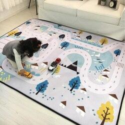 Baby Teppich Spielen Matte Dicken Wohnzimmer Teppich