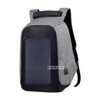 5V1.5A 6V9W Solar Panel Backpack USB Charging Business Backpacks Outdoor Mobile Phone Charging Solar Backpack 5VUSB Regulated
