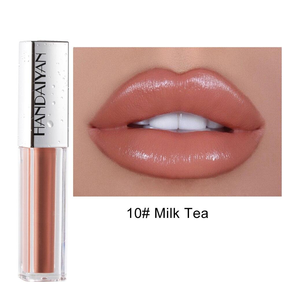 2019 Matt Lipstick Women Makeup Brand FOONBE Matte Lip Gloss Lips Make Up Waterproof Liquid Lipstick Beauty Cosmetics TSLM1