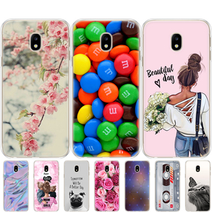 Phone Case For Samsung Galaxy J7 2017 J730F J7 Pro 2017 Case Soft TPU silicon shell Cover for Samsung J7 2017 J730 cover