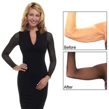 Verbazingwekkende Arm Mouw Shapewear Sexy Crop Tops Afslanken Controle Arm Trainer Body Shaper Fashion Vrouwen Shapers Afslanken Product(China)