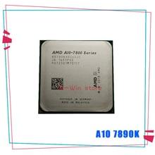 AMD A10 Series A10 7890K A10 7890 K A10 7890 K 4.1 GHz Quad Core מעבד מעבד AD789KXDI44JC שקע FM2 +