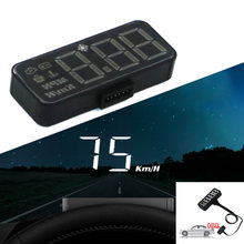 Автомобильный проектор скорости на лобовое стекло с дисплеем