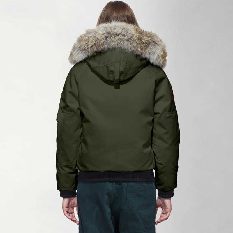 JOJX Женское зимнее пальто с натуральным меховым воротником белая пуховая зимняя куртка с капюшоном свободная парка женское плотное теплое Женское пальто