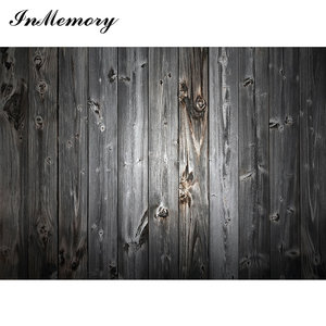 Image 4 - InMemory 60x40cm Wood Board Texture Wooden Floor Plank Backdrop Vinyl Food Photography Background For Photo Studio Photophone