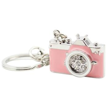 High Speed Women's Camera Crystal gift usb 2.0 memory flash stick pen drive-pink
