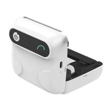 цена на Mini Thermal Bluetooth photo Printer Mobile Phone POS Mini ios Android 58mm Portable Wireless