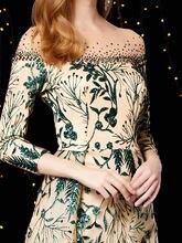 Портной магазин вечернее платье 2020 Новое темпераментное представление