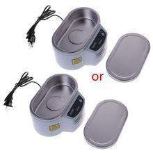 30 ワットmnin超音波クリーナー回路基板洗浄機インテリジェント制御ジュエリーメガネ
