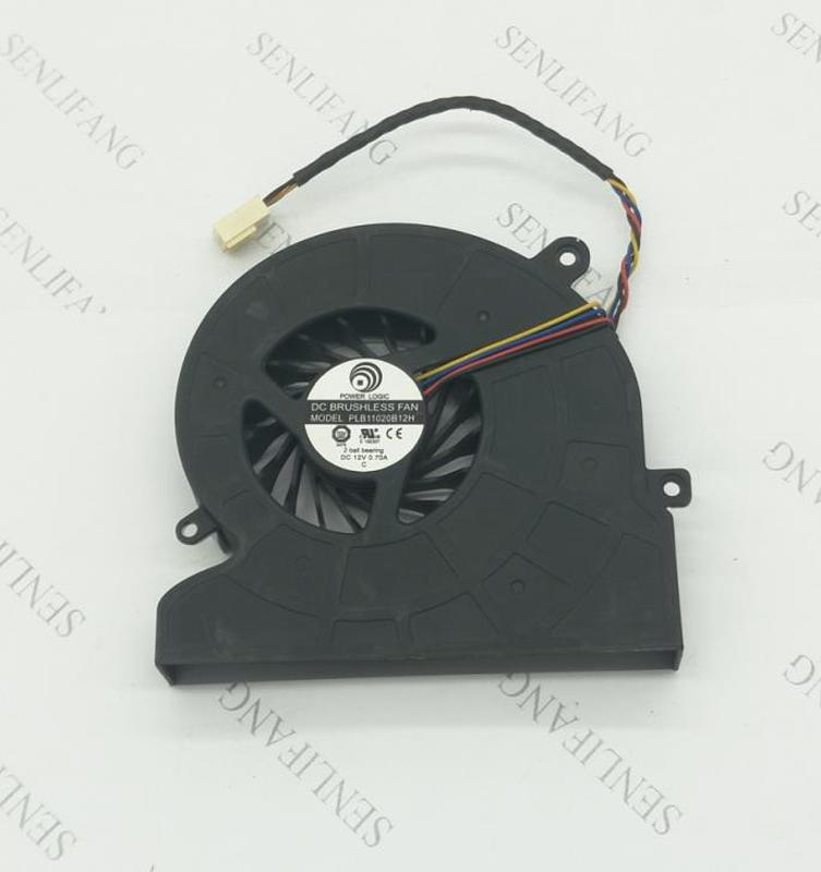 For POWER LOGIC PLB11020B12H DC 12V 0.70A 4-wire 4-Pin Connector 65mm Server Baer Cooling Fan