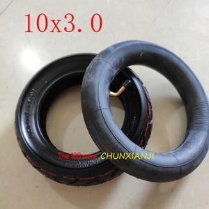 Image 3 - Ad alte prestazioni 10x3.0 interno ed esterno del pneumatico 10*3.0 pneumatico tubo Per KUGOO M4 PRO Scooter Elettrico go kart ATV Quad Speedway pneumatico
