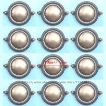12x чистый алюминиевый плоский провод диафрагмы для B& C DE900 8Ohm BC-MMD900-8 EAW CD-3514, KF650 титановый драйвер