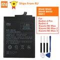 Original Batterie BN40 BN42 BM49 BM50 BM51 Für Xiaomi Redmi 4 Pro Prime 3G RAM 32G ROM Edition redrice 4 Redmi4 Mi Max Max2 Max3-in Handy-Akkus aus Handys & Telekommunikation bei