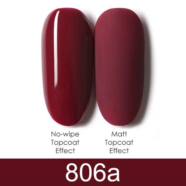 8ml GDCOCO Nail Gel Polish Primer High Quality Cheap Price Gel Varnish NoWipe Top Coat Soak Off UV LED Gel Nail Gel Lacquer