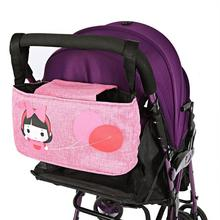 Baby Stroller Bag Organizer Mummy Diaper Infant Toddler Travel Nappy bag Multifunctional WaterProof