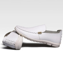 Туфли мужские из натуральной кожи водонепроницаемые без застежки