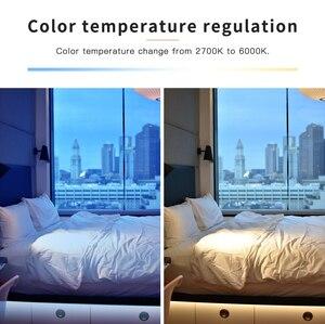 Image 4 - gledopto RGB+CCT LED strip light rgb ww/cw DC24V  5 meters ip65 waterproof ip20 not waterproof rgb light SMD 5050 SMD 2835