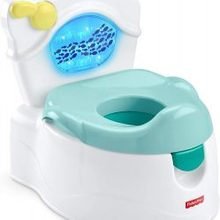 Fisher-Price-learning potty, sound-only edition, Multicolor (Mattel GWD37)