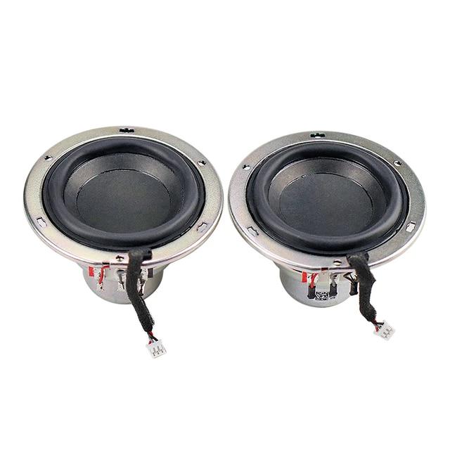 3.5 Inch Woofer Speaker Neodymium Subwoofer 4OHM 30W 2pcs 6