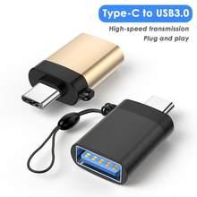 NEUE USB 3,0 Typ-C OTG Kabel Adapter Typ C USB-C OTG Konverter für Xiaomi Mi5 Mi6 Huawei Samsung maus Tastatur USB Disk
