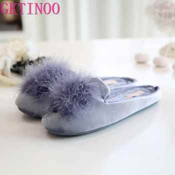 Cute Women Slippers Home Indoor Women House Shoes Summer Ladies Slides - DISCOUNT ITEM  30% OFF All Category
