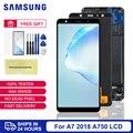 ЖК-дисплей TFT A750 для Samsung Galaxy A7 2018 LCD SM-A750F, A750F, A750