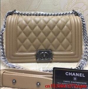 Luxury Designer Brand Chanel- Handbag Shoulder Bags Women Messenger Bag Bolsa Feminina Handbags C100