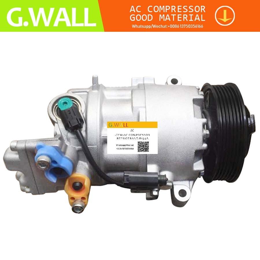 Für CSE613C Auto AC Kompressor BMW E90 E91915380 64509145351 64526915380 9156821 64509156821 64529182793 9145351 9182793