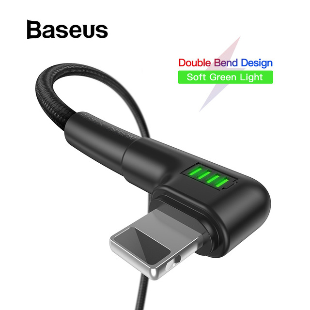 Baseus USB Fast Charging Cable for iPhone