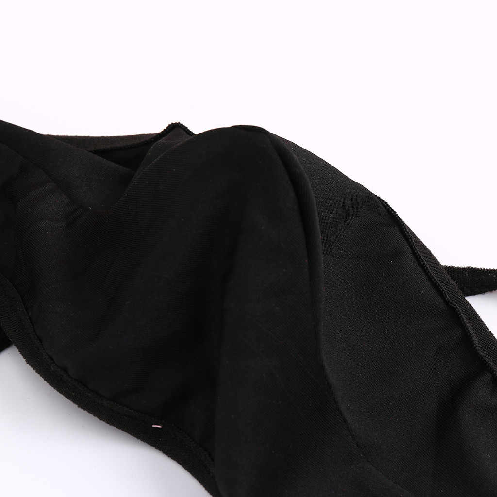 2019 hombres ropa interior Sexy transparente bragas personales Bikini G-string Tanga Jocks Tanga Sexy calzoncillos Hombre Pantalones cortos G-string