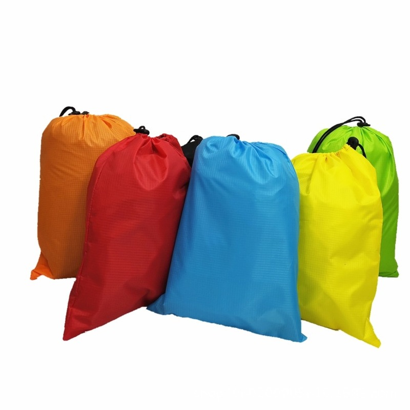 New Waterproof Oxford Swimming Bag Durable Ultralight Outdoor Camping Hiking Travel Storage Bags Travel Kits
