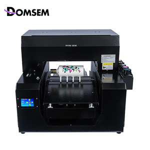 A3 UV Printer Custom Printing Machine for phone case/ Wood/ Metal/ Plastic/ PVC/ bottle free with ink ship from Russia Moscow