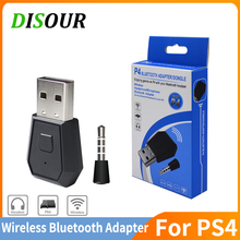 Bluetooth-Adapter Dongle Gamepad Headphone Game-Controller Console Ps4 Usb Wireless DISOUR