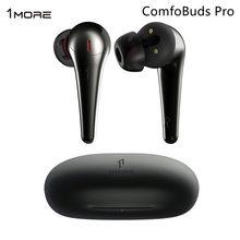 1 więcej comfodbuds Pro Bluetooth 5.0 prawdziwe bezprzewodowe słuchawki ANC 3Mic anty hałas wodoodporny AAC w słuchawkach dousznych 35DB 28 godzin