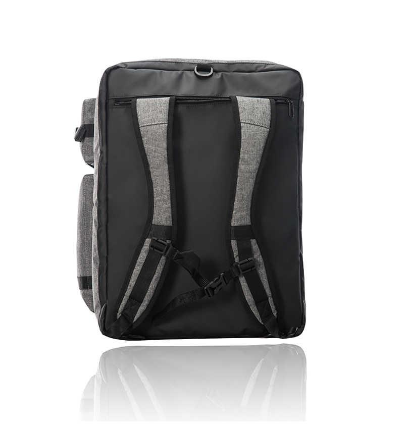 Kayak çantası büyük sırt çantası açık spor çanta LDSKI duffle spor çanta dayanıklı kabuk ve astar bot çantası kış oyunları çantası