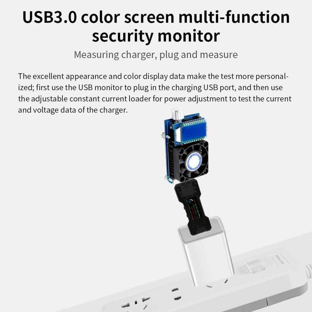 FNB18 USB testeur DC numérique courant tension compteur ampèremètre voltmètre ampèremètre ampèremètre Volt détecteur batterie externe chargeur indicateur